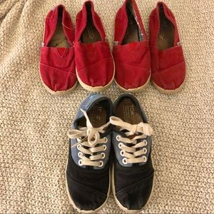 Bundle of Three Time Shoes